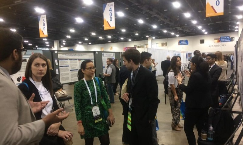 OC PICH poster presentations at 2016 APHA in Denver, Colorado