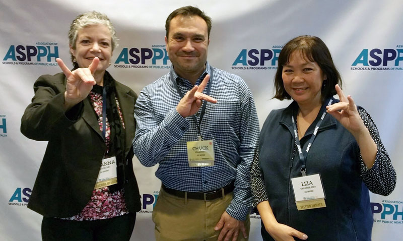 UCI Public Health @ 2019 ASPPH - Annual Meeting