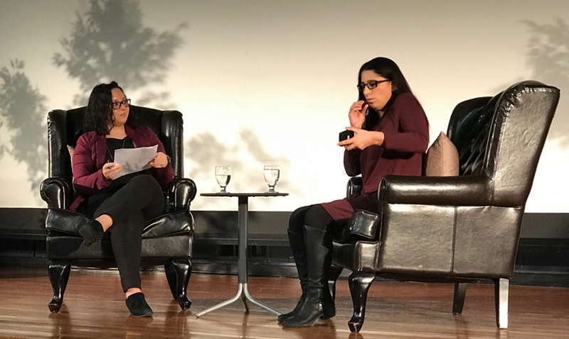 Event: What The Eyes Don't See - Flint Water Crisis - featuring Dr. Mona Hanna-Attisha