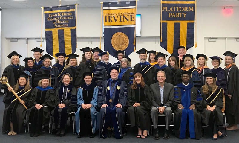 Public Health Commencement Ceremony, 2018