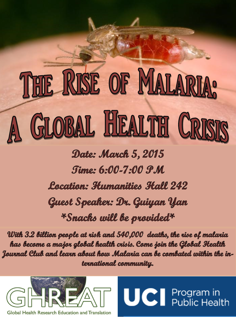 The Rise Of Malaria