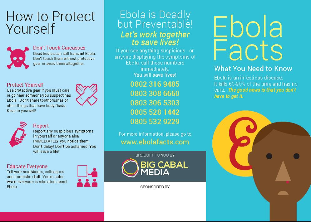 Ebola Facts ~ What You Need to Know