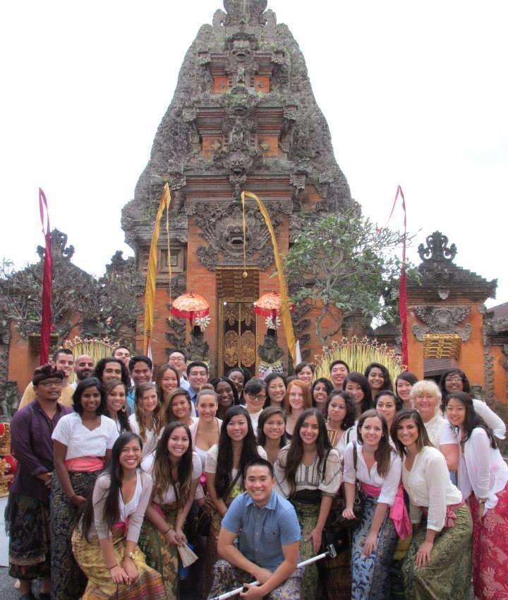Spend the Summer in Bali. (International Public Health Practices: 4 units) – Instructor Dr. Zuzana Bic