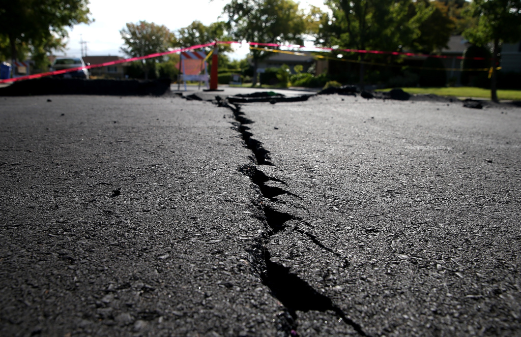 KPCC interview: UCI Prof. Lisa Grant Ludwig talks about the inevitablilty of a big earthquake occuring in the LA area by 2019