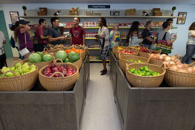 UCI Public Health student quoted in New York Times article<br><sub>California Today: A Space for Students Who Need Something to Eat </sub>