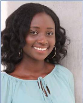 Bridgette Blebu, UCI Public Health doctoral candidate selected to receive the Chancellor's Club Fund for Excellence Fellowship. The named fellowship program is one of UC Irvine's most distinguished awards.