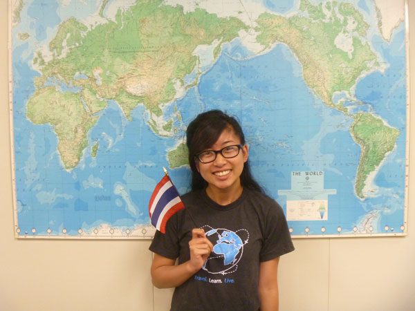 Public Health Student Donna Lu Wins GSA STEAM Scholarship