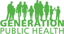 Join Generation Public Health - Take the pledge to help create a healthier America!