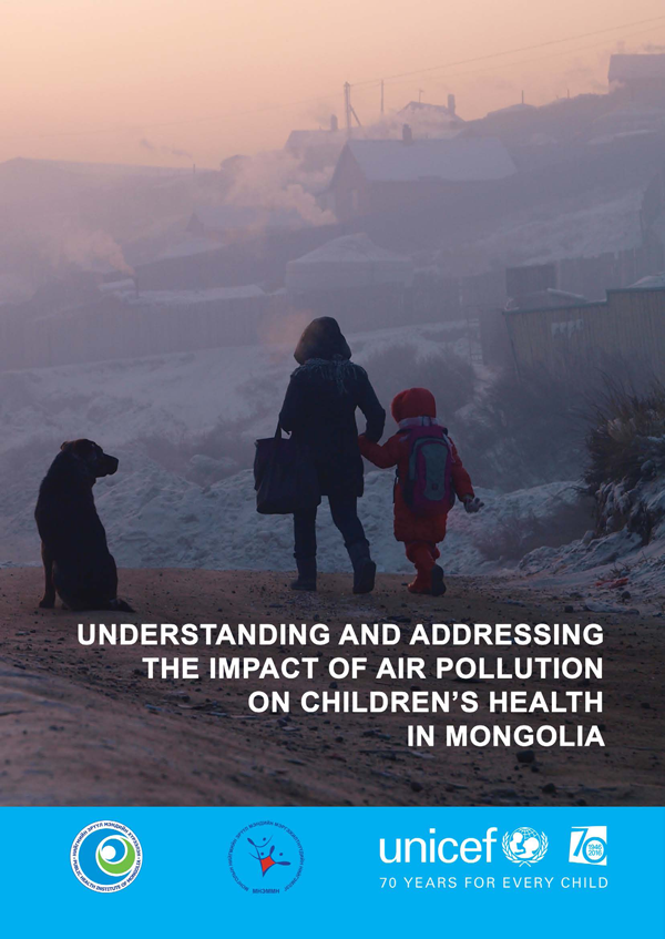 Study: Understanding and Addressing the Impact of Air Pollution on Children's Health in Mongolia