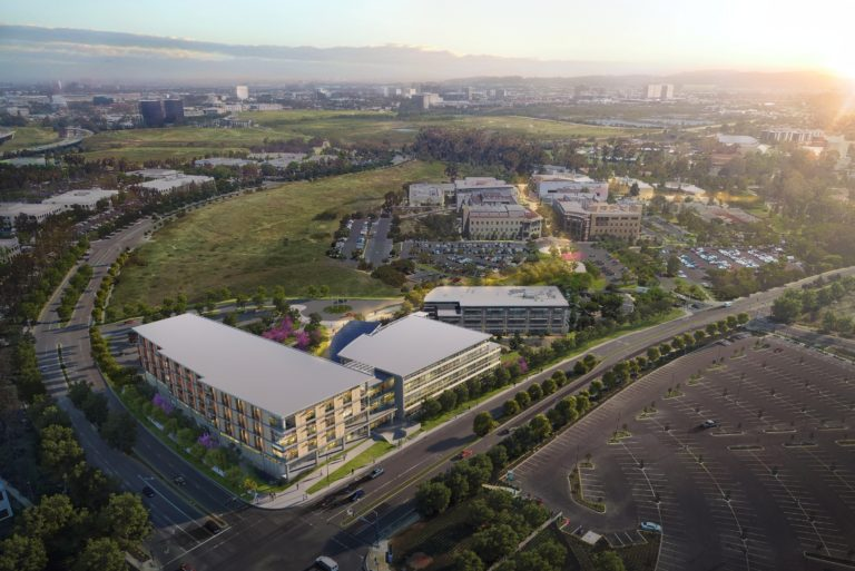 UCI to start construction on Samueli College of Health Sciences complex