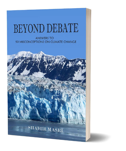 Publication: Beyond Debate - by Dr. Shahir Masri, Assistant Specialist in Air Pollution Exposure Assessment and Epidemiology, UCI Program in Public Health