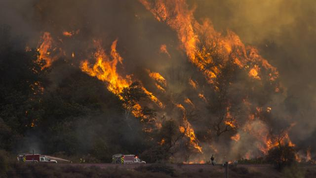 Droughts and wildfires destroying the West don't have to be the 'new normal' <br><small> by Shahir Masri</small>