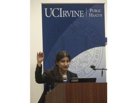 OC Register: UCI attempts to calm Ebola fears, even as two Orange County residents monitored for virus