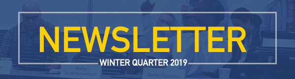 Winter Quarter 2019 Newsletter