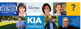Candidates for 45th Congressional District