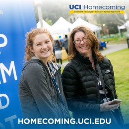 Parents, guardians and family members of UCI students