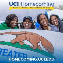 UCI Homecoming
