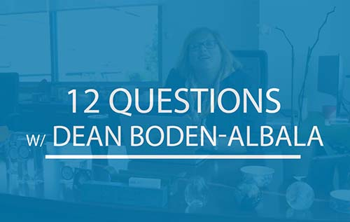 12QuestionDean