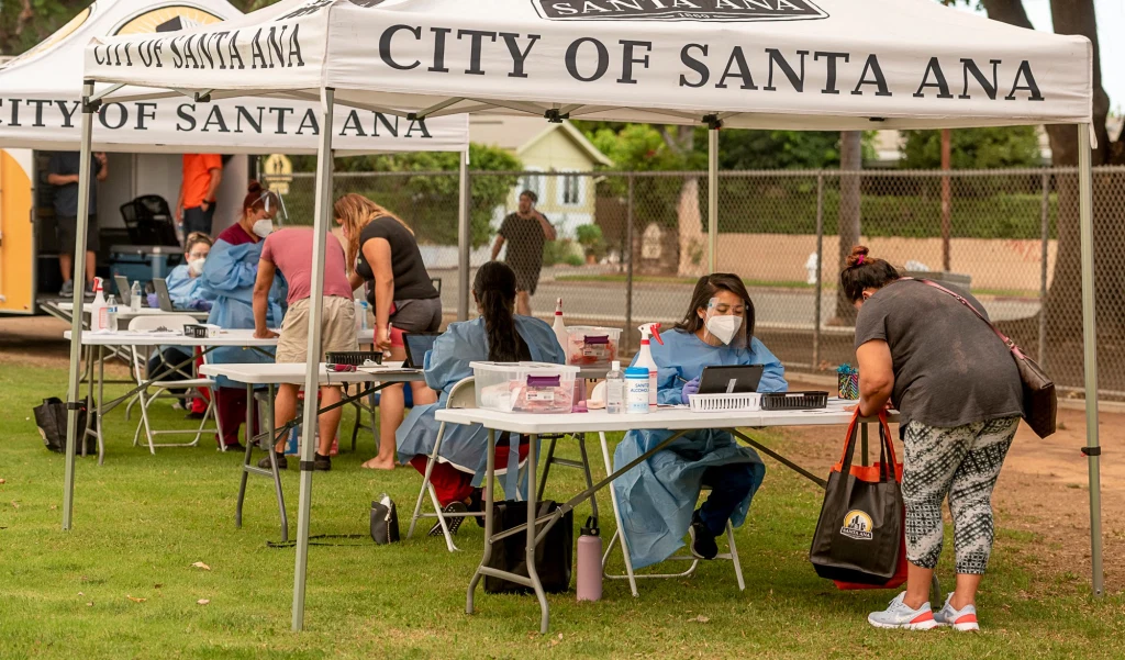 UCI receives $700K from the City of Santa Ana to support new initiatives for health literacy, address barriers to COVID-19 resources in vulnerable populations